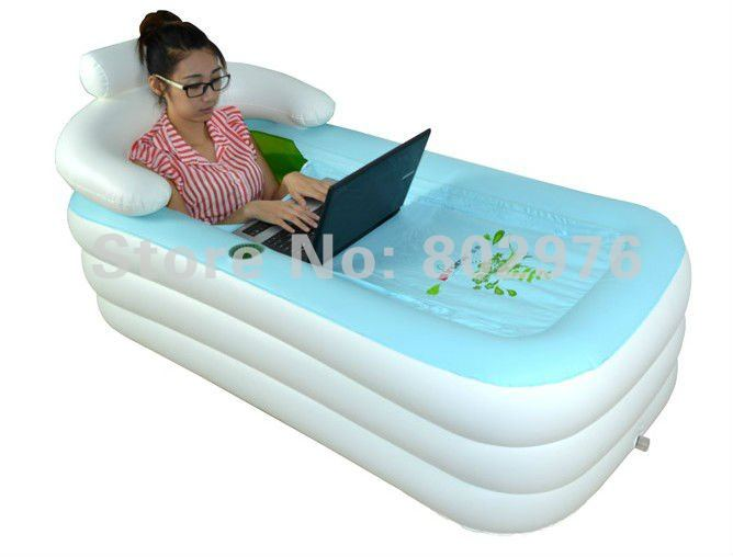 baignoire adulte gonflable