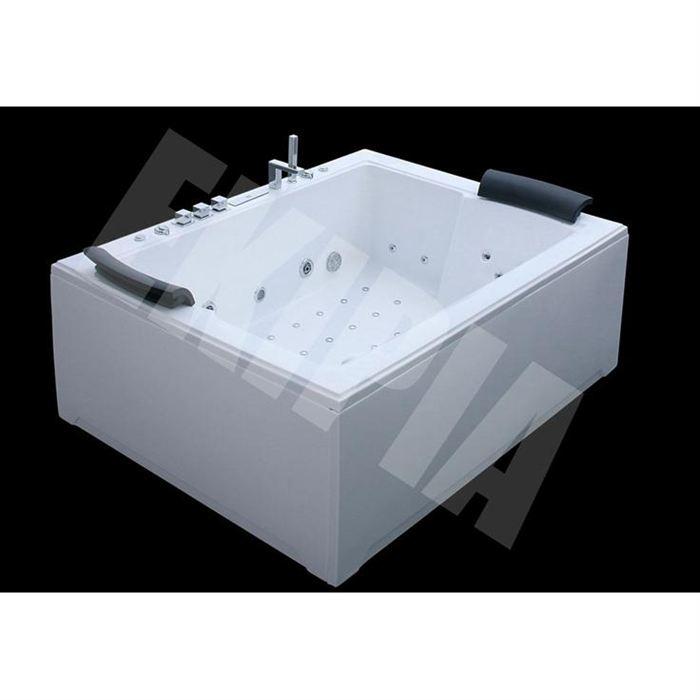 baignoire balneo 2 places baignoire balno places with. Black Bedroom Furniture Sets. Home Design Ideas
