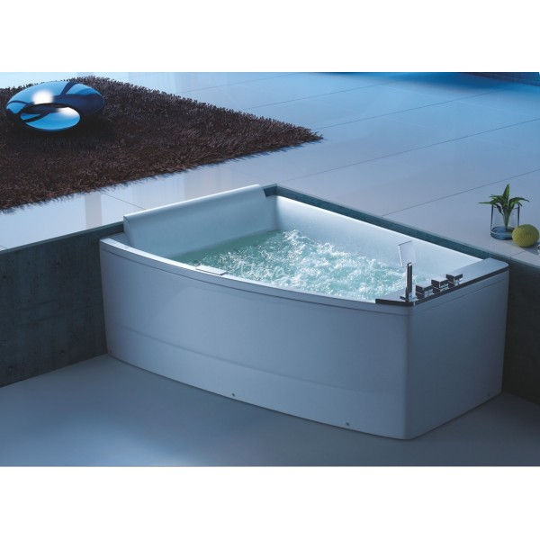 baignoire balneo aubade simple bain relaxant with. Black Bedroom Furniture Sets. Home Design Ideas