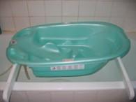 baignoire bébé à poser sur baignoire
