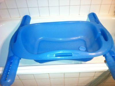 baignoire bébé adaptable