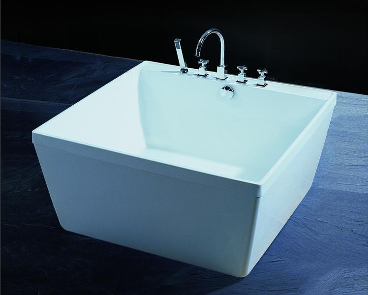 baignoire carre