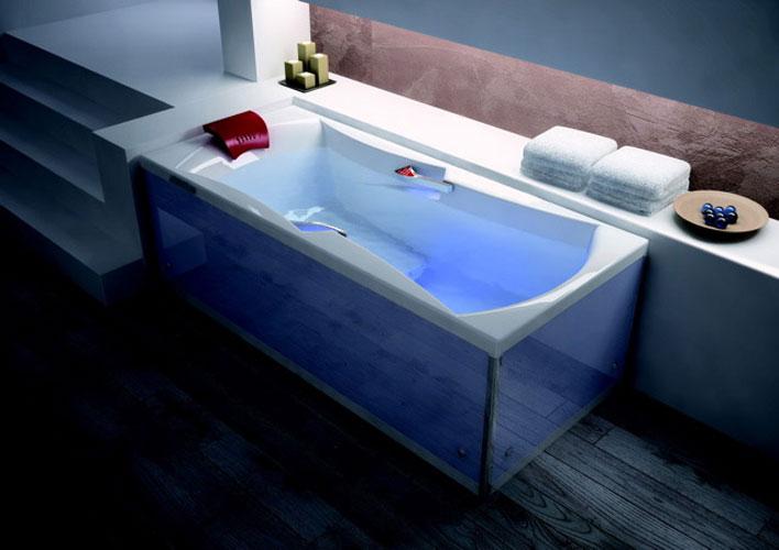 baignoire confortable