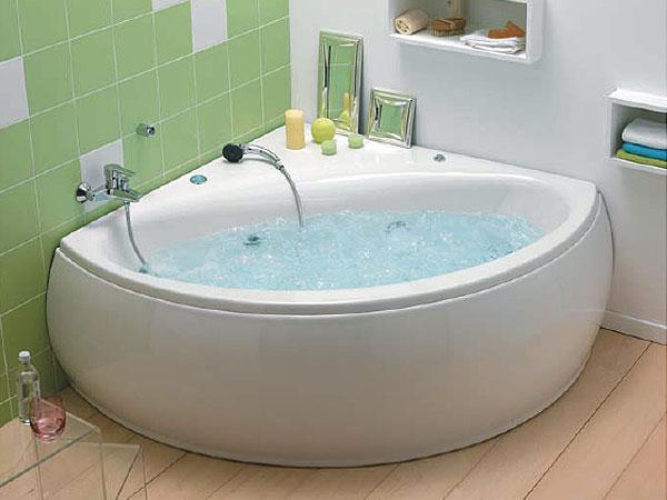 baignoire d angle avec tablier