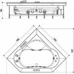baignoire d angle prix. Black Bedroom Furniture Sets. Home Design Ideas