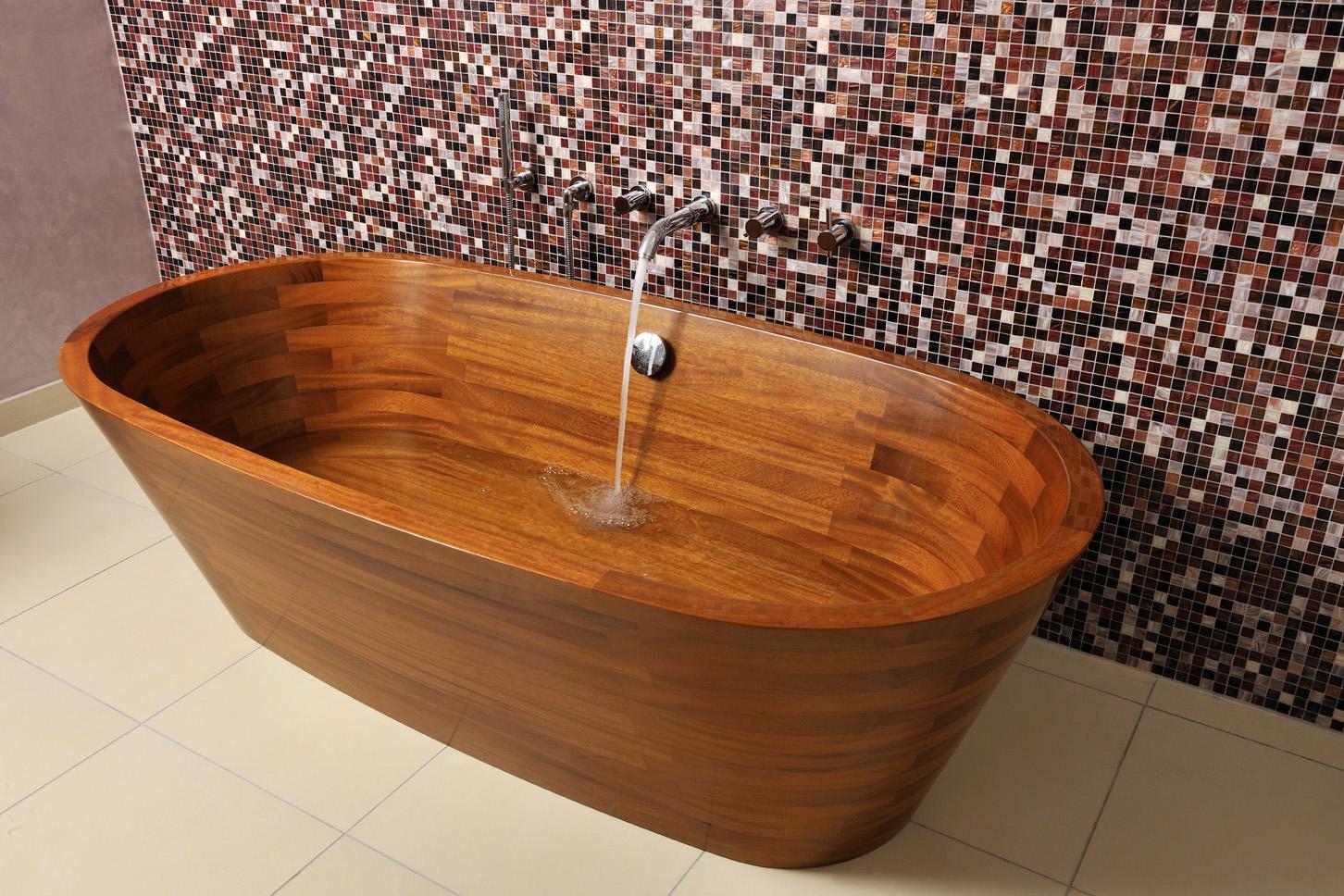 baignoire en bois prix