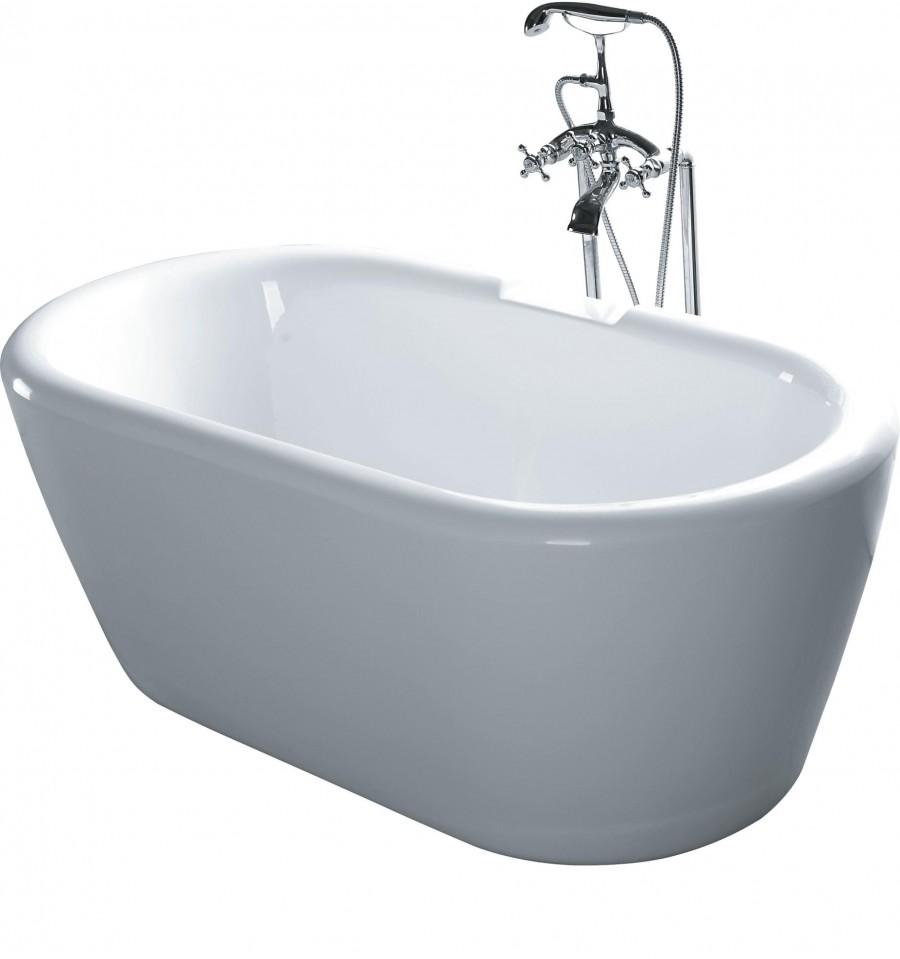 baignoire ilot 150