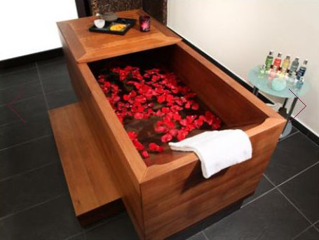 baignoire japonaise
