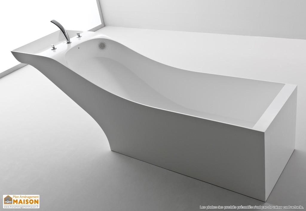 baignoire lavabo