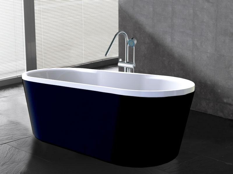 baignoire design pas cher la baignoire ovale les meilleurs ides pour votre salle de bains. Black Bedroom Furniture Sets. Home Design Ideas