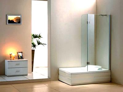 cabine de baignoire