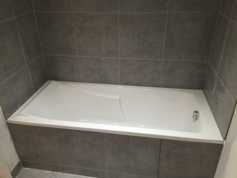 carrelage baignoire
