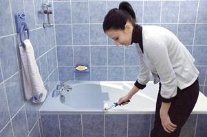 comment repeindre une baignoire
