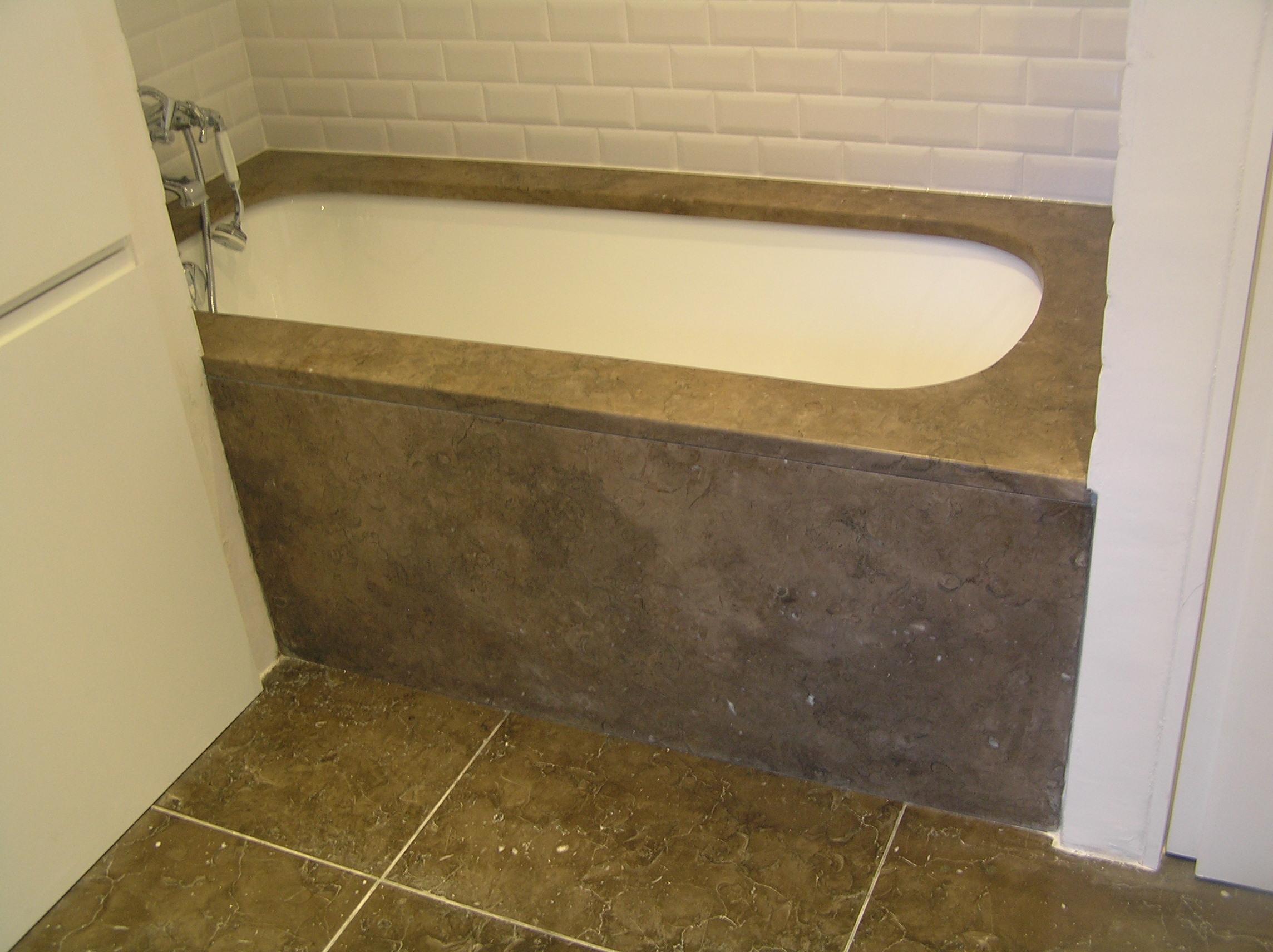 contour de baignoire
