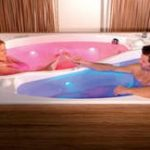 Faire l amour dans la baignoire