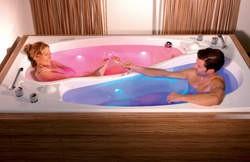 faire l amour dans une baignoire