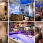 Hotel avec baignoire balnéo