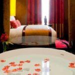 Hotel avec grande baignoire