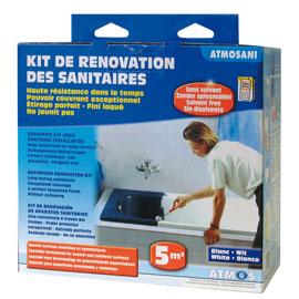 kit renovation baignoire