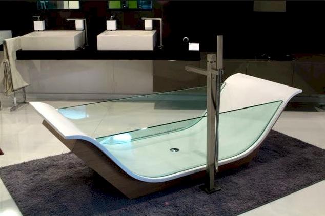 modele de baignoire