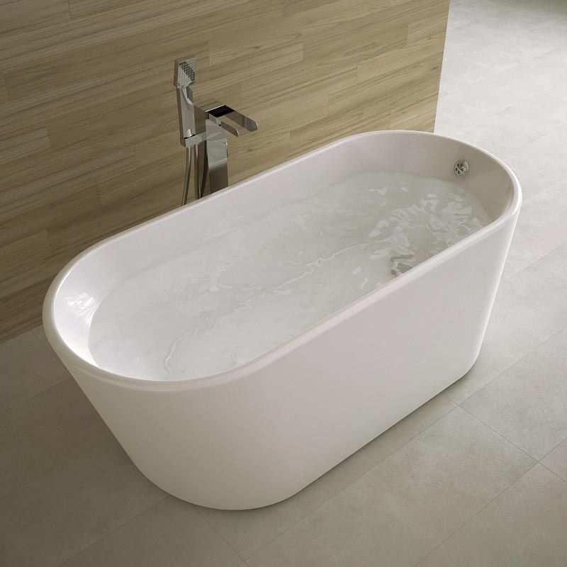 petite baignoire ilot