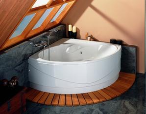 prix baignoire d angle