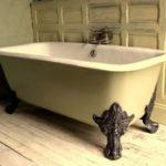 Renovation baignoire fonte