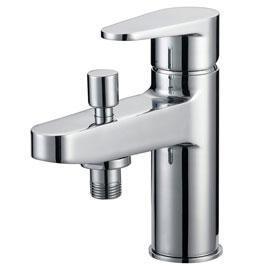 robinet monotrou baignoire
