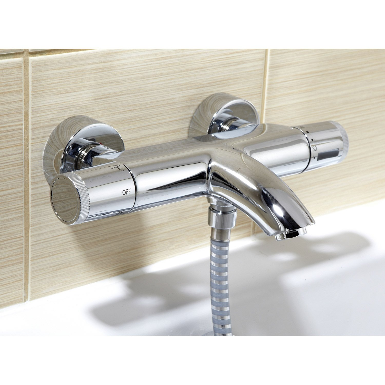 robinets baignoire