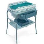 Table à langer baignoire aubert