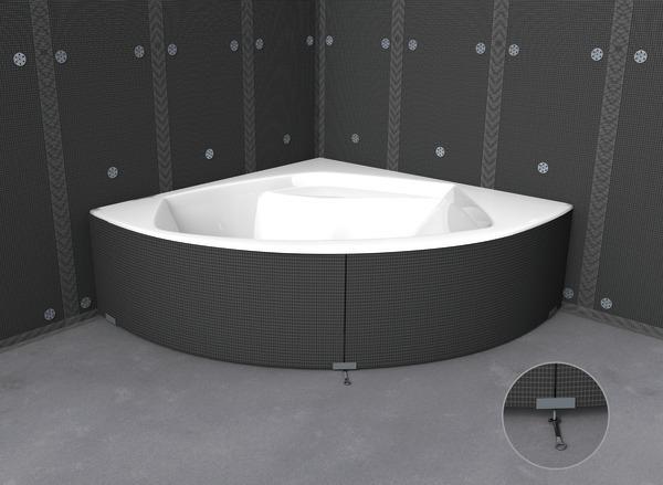 tablier de baignoire en bois tablier de baignoire en bois. Black Bedroom Furniture Sets. Home Design Ideas