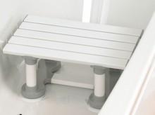 tabouret pour baignoire. Black Bedroom Furniture Sets. Home Design Ideas