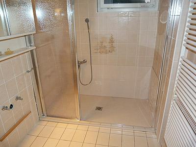 transformer baignoire en douche