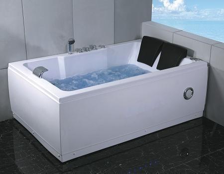 baignoire deux places pas cher