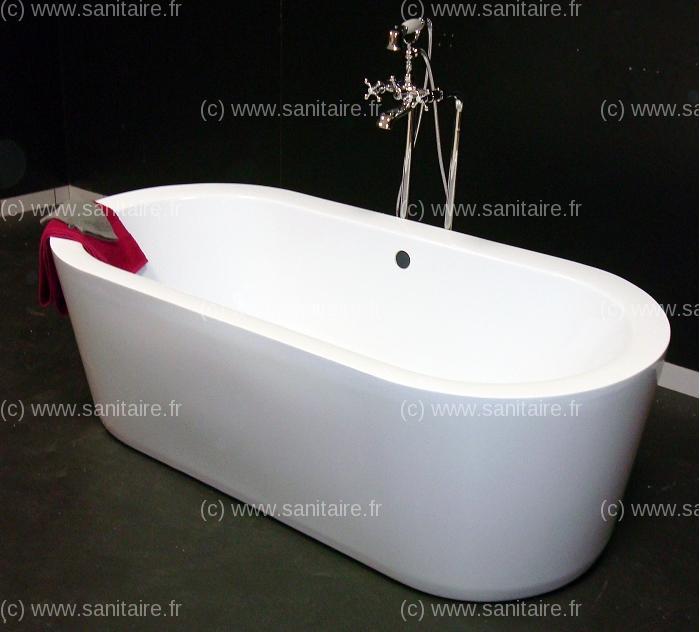 baignoire ilot destockage