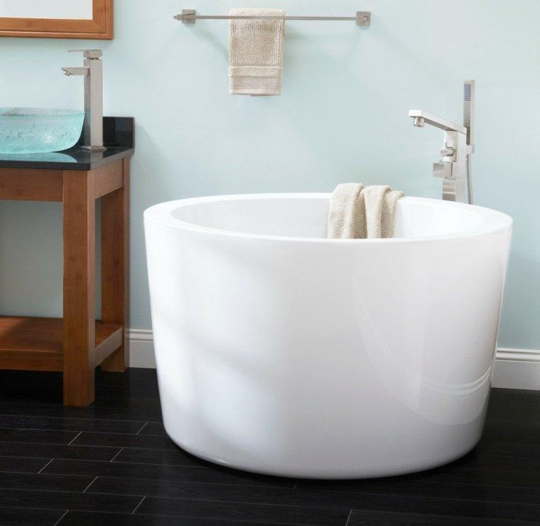 petite baignoire ronde