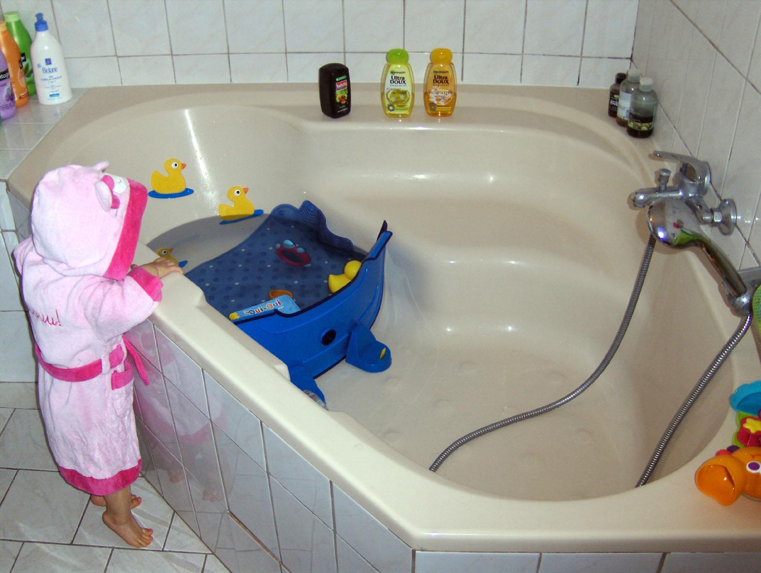 reducteur baignoire d'angle