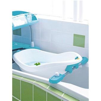 support baignoire bébé pour baignoire adulte